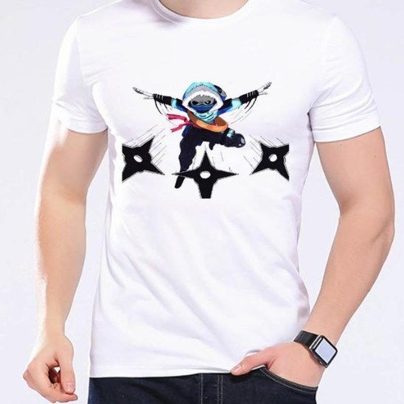 ゲームグッズ アンダーテール Undertale   Annoying dog サンズ sansTシャツ  かわいいサンズ 2