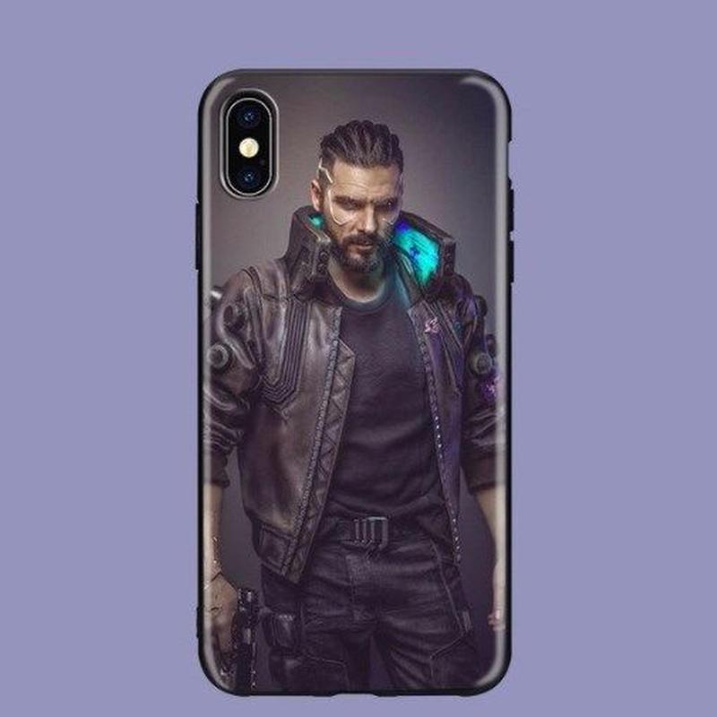 サイバーパンク 2077  TPU Iphoneケース アイフォン  Cyberpunk 2077   10