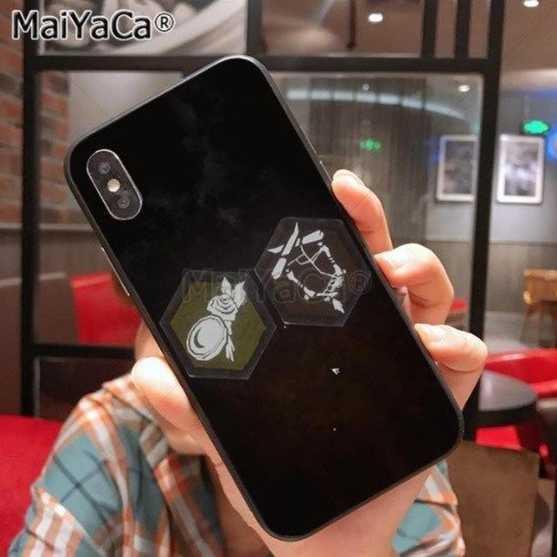 デッドバイデイライト TPU シリコン Iphone ケース アイフォンケース  7