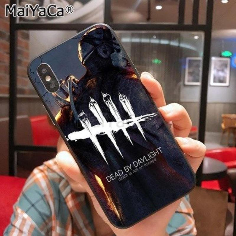 デッドバイデイライト TPU シリコン Iphone ケース アイフォンケース  5