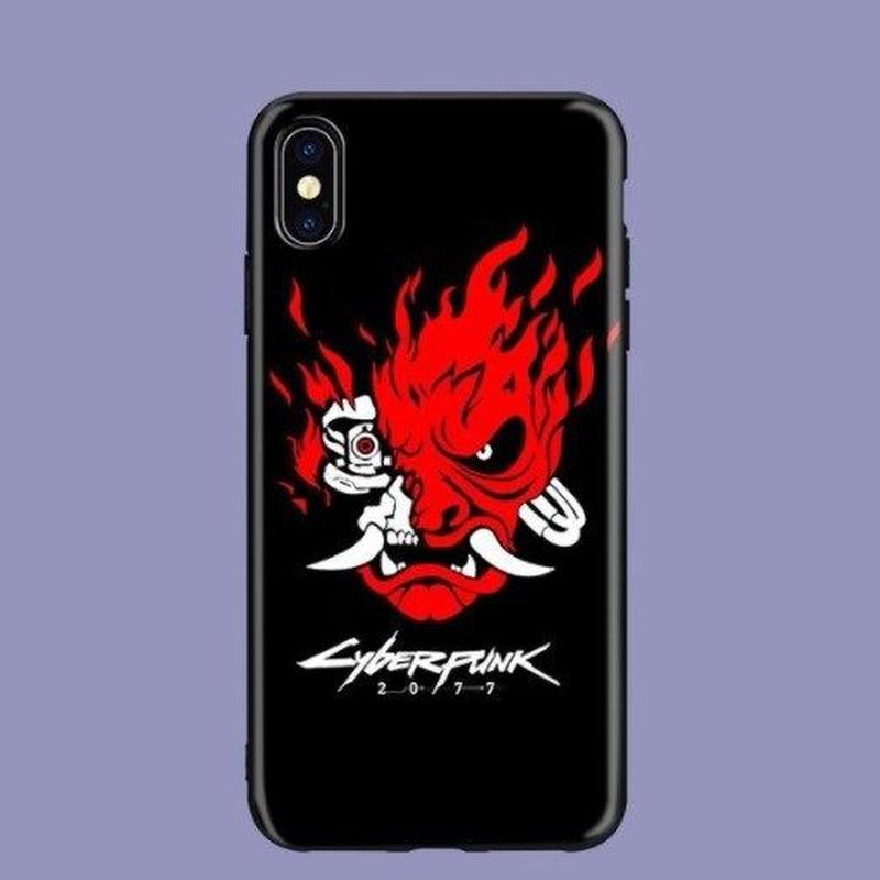 サイバーパンク 2077  TPU Iphoneケース アイフォン  Cyberpunk 2077   6