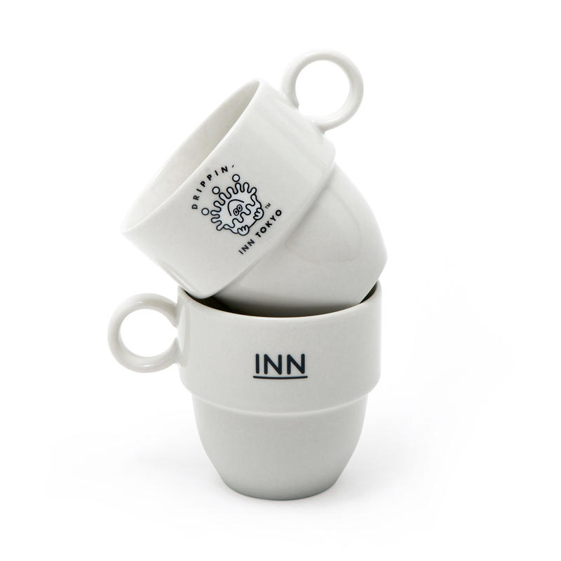 face × INN|DRIPPIN' STACKING MUG