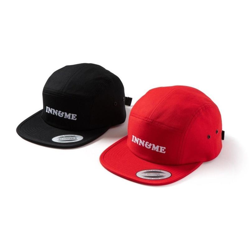 I&ME × INN|5 PANEL ADJUSTABLE CAMPER CAP