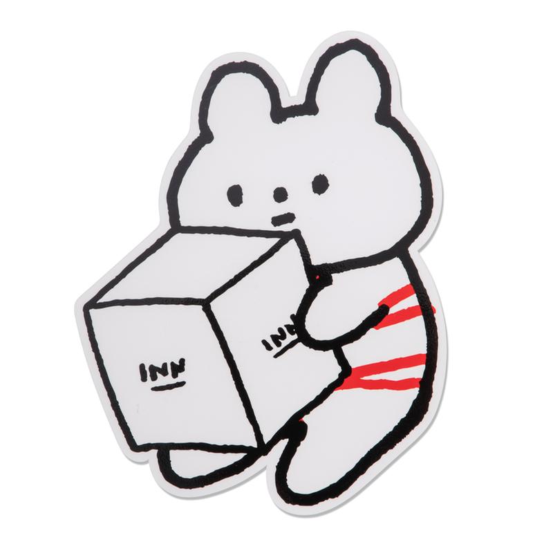 きっこうちゃん × INN|BIG MAGNET SHEET