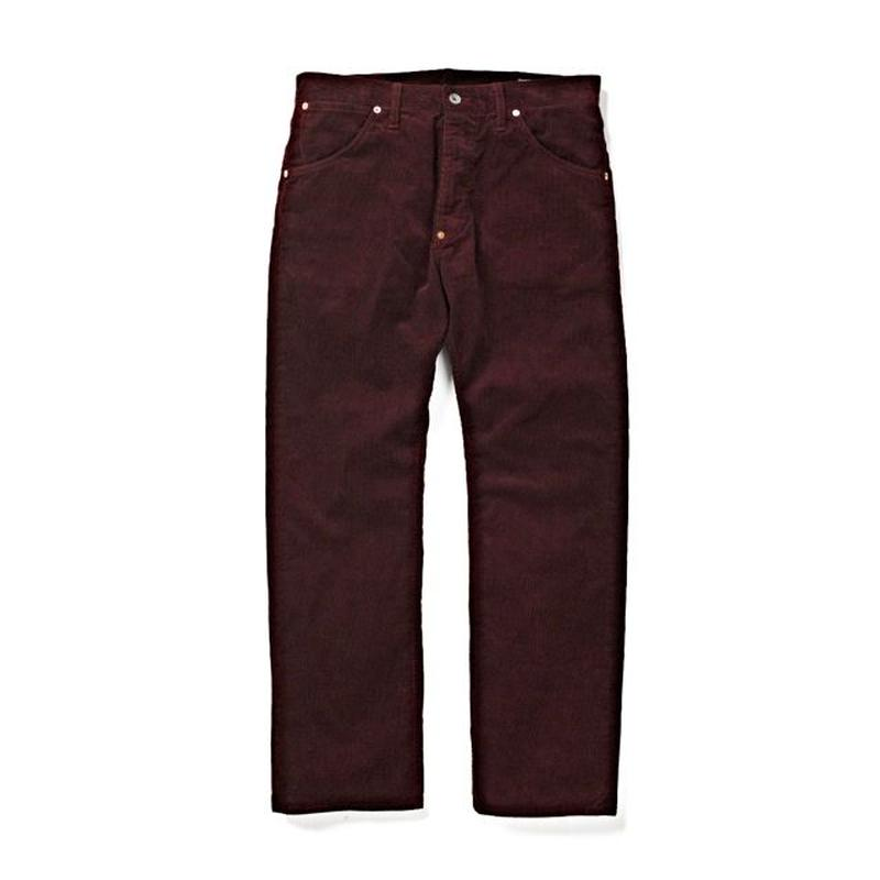 GOOD OL' / Code Tapered Pants