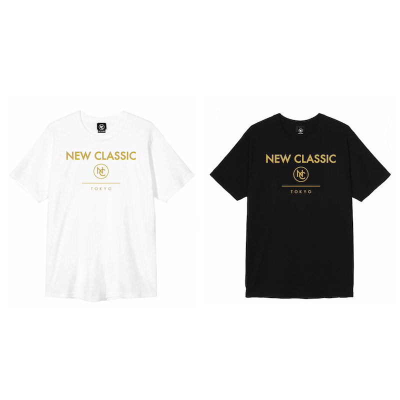T-Shirt [Gold Logo]