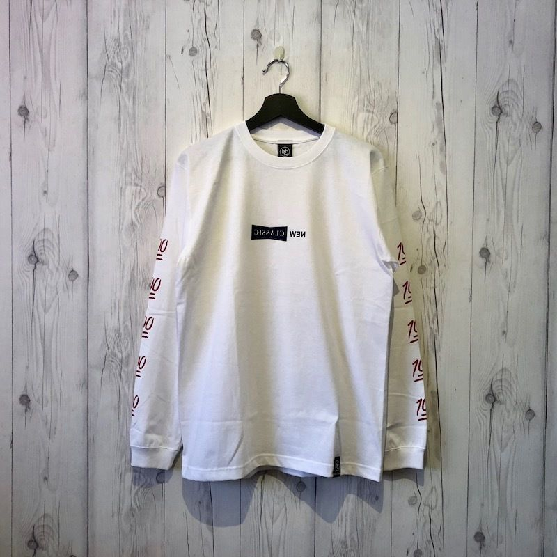 Long T-Shirt [Shinpei Miura × NC Reverse logo 100points]