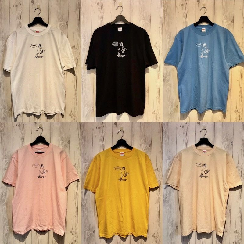 【LOBBY】Skateboard T-Shirt