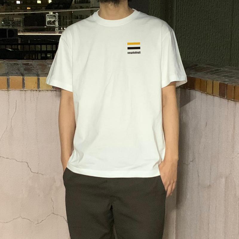 newdubhall 二周年記念Tシャツ(3/31以降の発送)