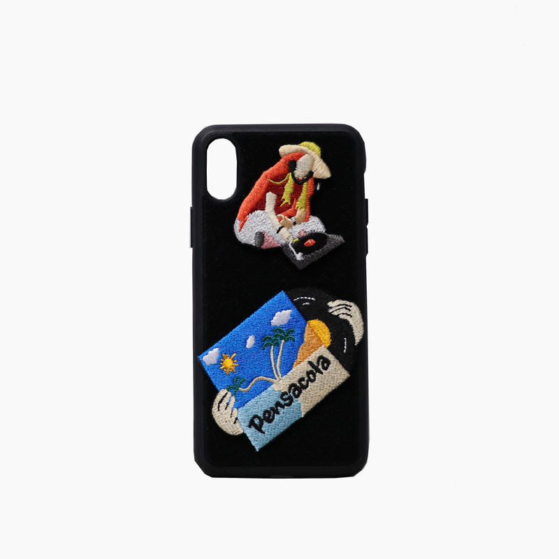"iphone XS Shell case ""DJ"" -Customized-"