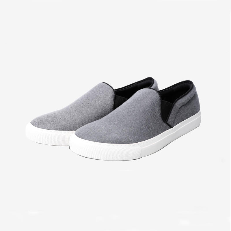 neu. SLIP-ON (WOMENS) GRAY