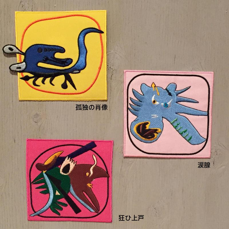 THE ACE SHOP | Wappen / TADASHI TERAO