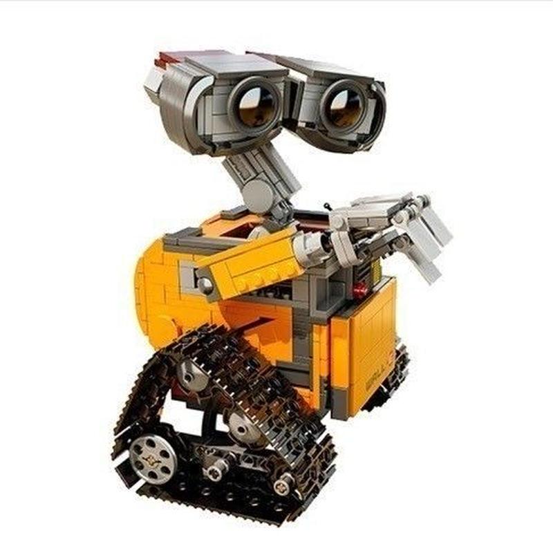 レゴ 21303 WALL・E ウォーリー アイデア 互換品 16003 知育 Lepin ブロック おもちゃ ディズニー ピクサー