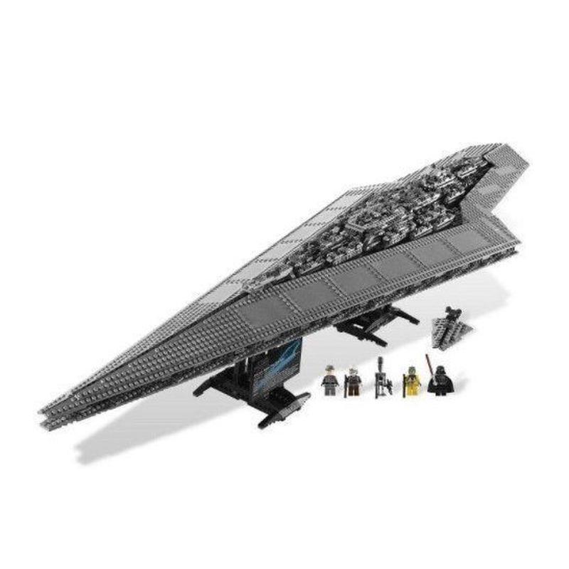 LEPIN 05028 レゴ互換品 スターウォーズシリーズ スターデストロイヤー 3208ピース 10221 LEGO互換