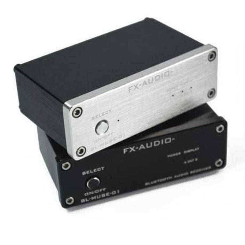 デジタルアンプ オーディオ FX-AUDIO BL-MUSE-01 ミニハイファイロスレス bluetooth オーディオレシーバー ファイバー同軸出力接続