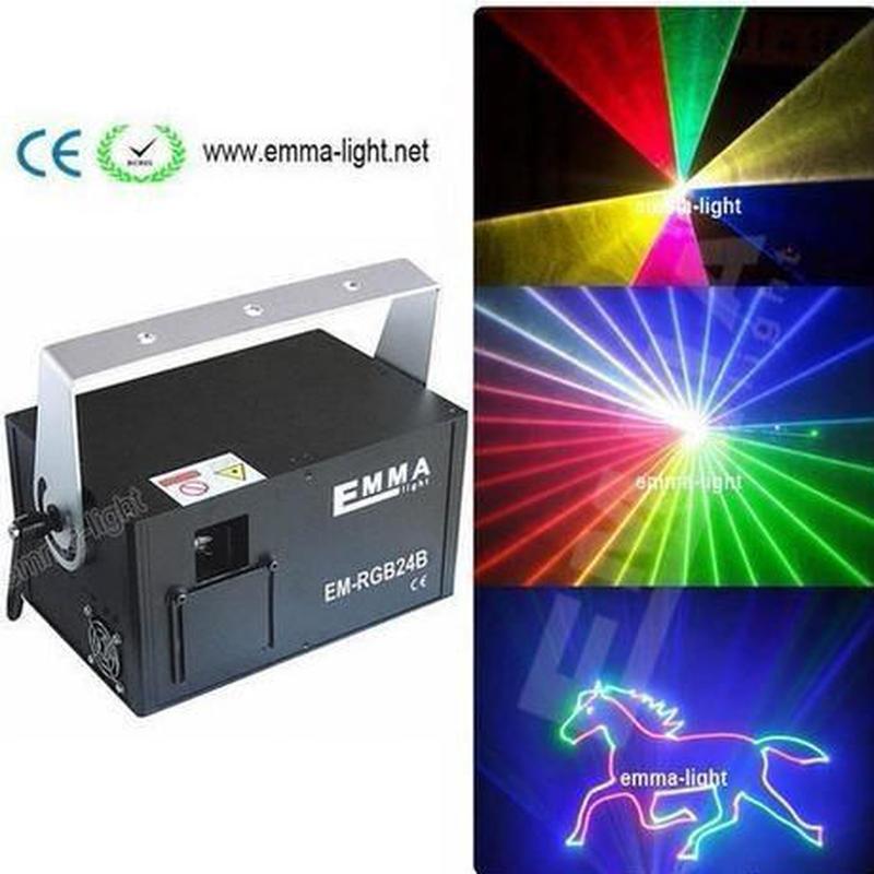 ILDA 1.5ワット rgbレーザー光 SDカード レーザープロジェクター dmディスコクラブ 1500mwフルカラー 照明