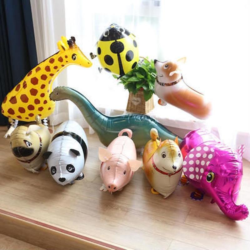 アニマル風船 20個セット 飾り デコレーション 誕生日 結婚式 イベント パーティ プレゼント 動物 ふうせん バルーン