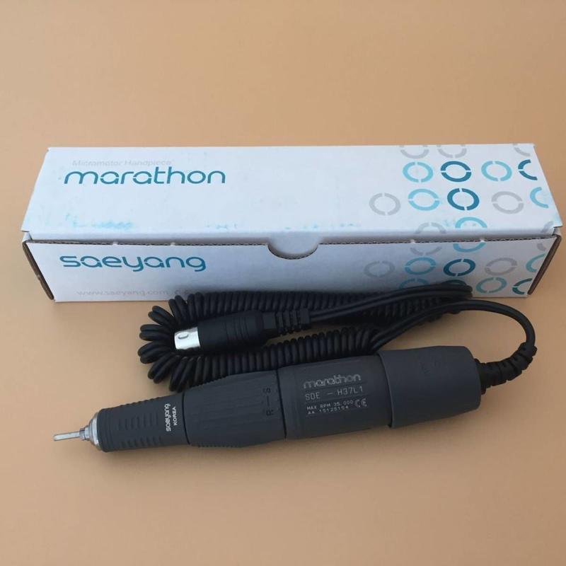 マイクロモーター ハンドピースmarathon SDE-H37L1 35000rpm 歯 デンタル 模型 プラモデル