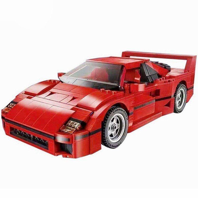 LEPIN F40 Ferrarie フェラーリ  レゴ互換 10248 スポーツカー