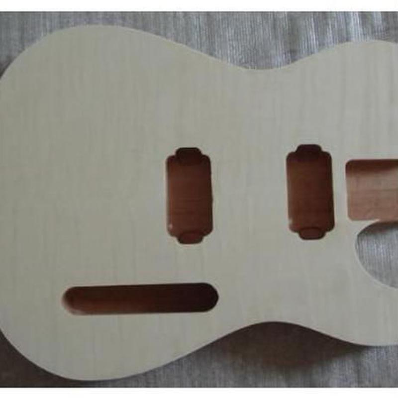 未塗装ギターボディテレキャスタータイプtelecastar