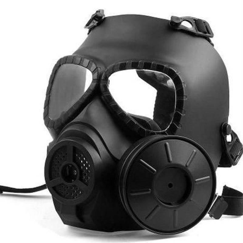 サバゲー 防毒マスク風 フルフェイスマスク 特殊部隊風 サバイバルゲーム 防弾 安全 ゴーグル コスプレ