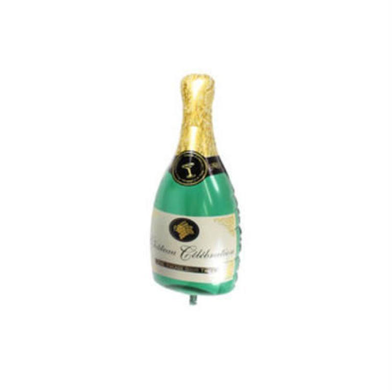 おしゃれ風船 ビール シャンパン お酒 28インチ 飾り デコ 誕生日 結婚式 イベント パーティ ふうせん バルーン ヘリウム