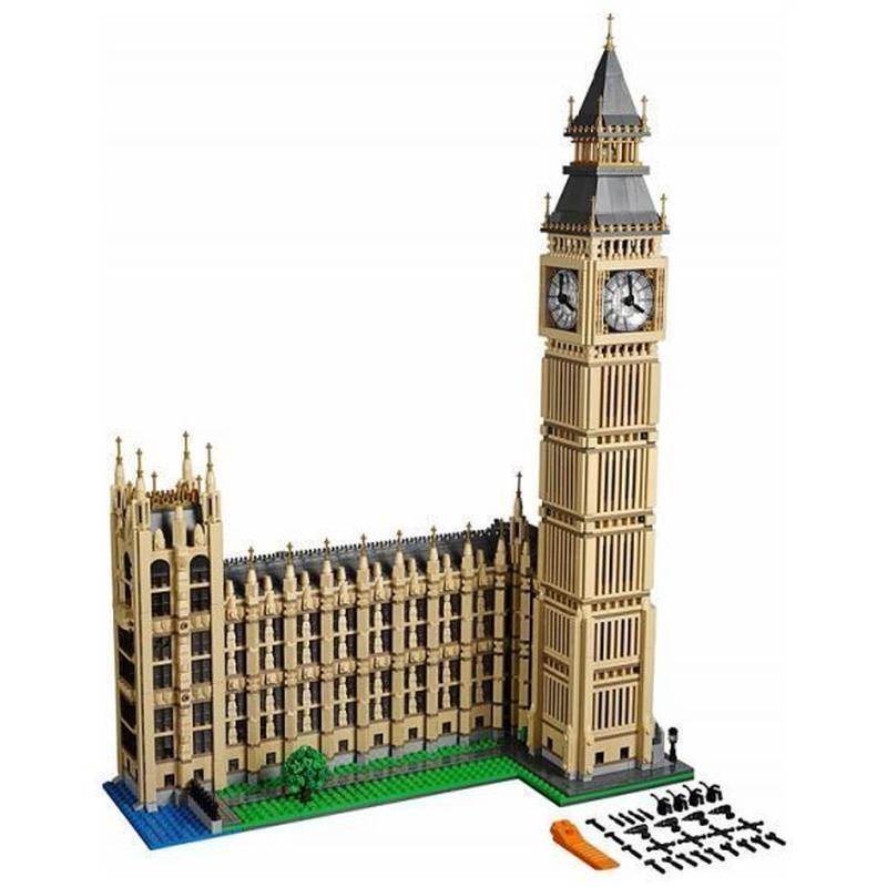 LEGO レゴ互換 クリエイター エキスパート 10253 互換 クリエイター Big Ben ビッグ・ベン LEPIN 17005