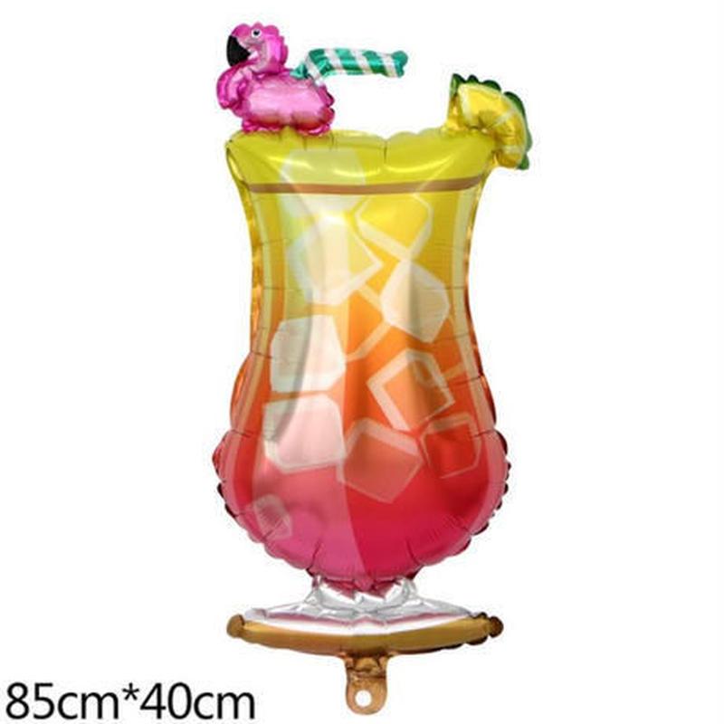 おしゃれ風船 カクテル お酒ボトル 飾り デコ 誕生日 結婚式 イベント パーティ ふうせん バルーン ヘリウム