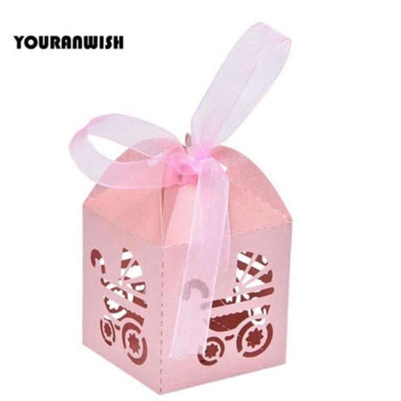 新品送料込 ギフトボックス 50個セット おしゃれ紙箱 リボン付 バレンタイン お誕生日会 結婚式 ラッピング プレゼント