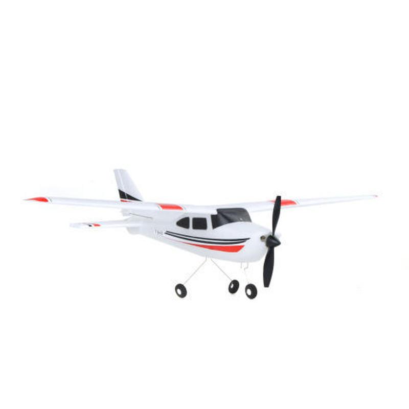 ラジコン飛行機 Wltoys F949 2.4G 3ch RC セスナ スカイキング 着陸用ホイールスキッド付き ドローン ヘリコプター