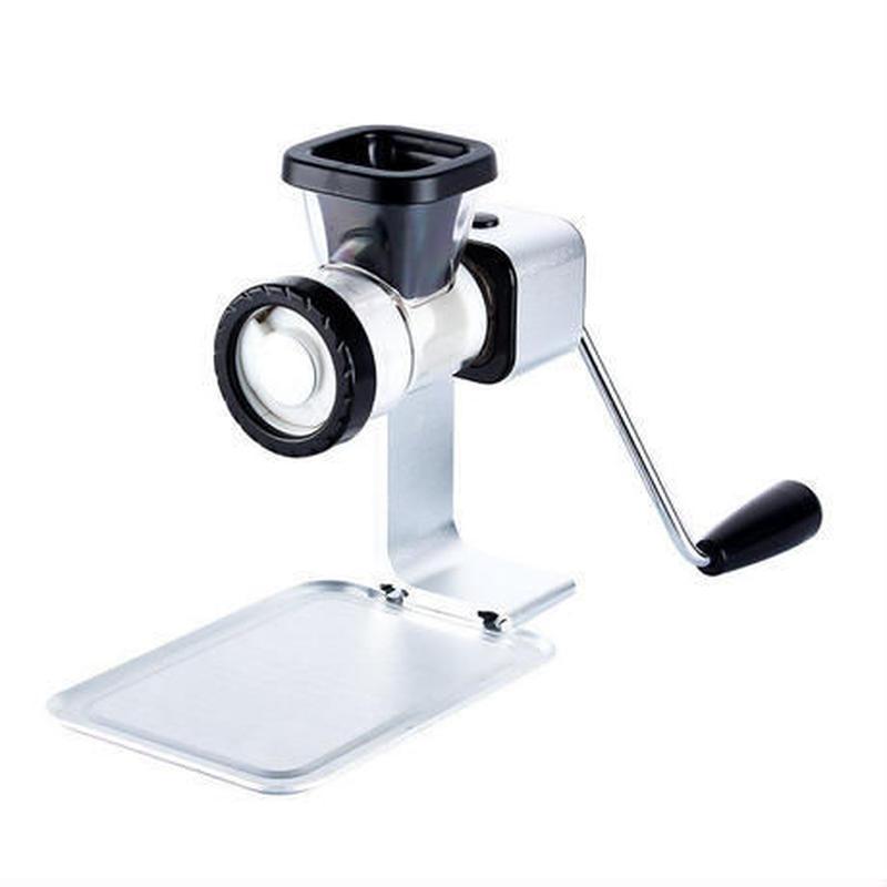 海外製 家庭用 手動グラインダー ミンチ ソーセージマシン