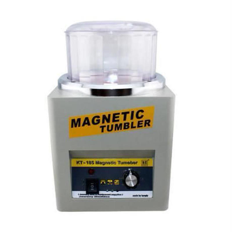 大容量 ハイパワー磁気バレル研磨機 ロータリーバレル ジュエリー アクセサリー 磁気タンブラー ポリッシャーフィニッシャー