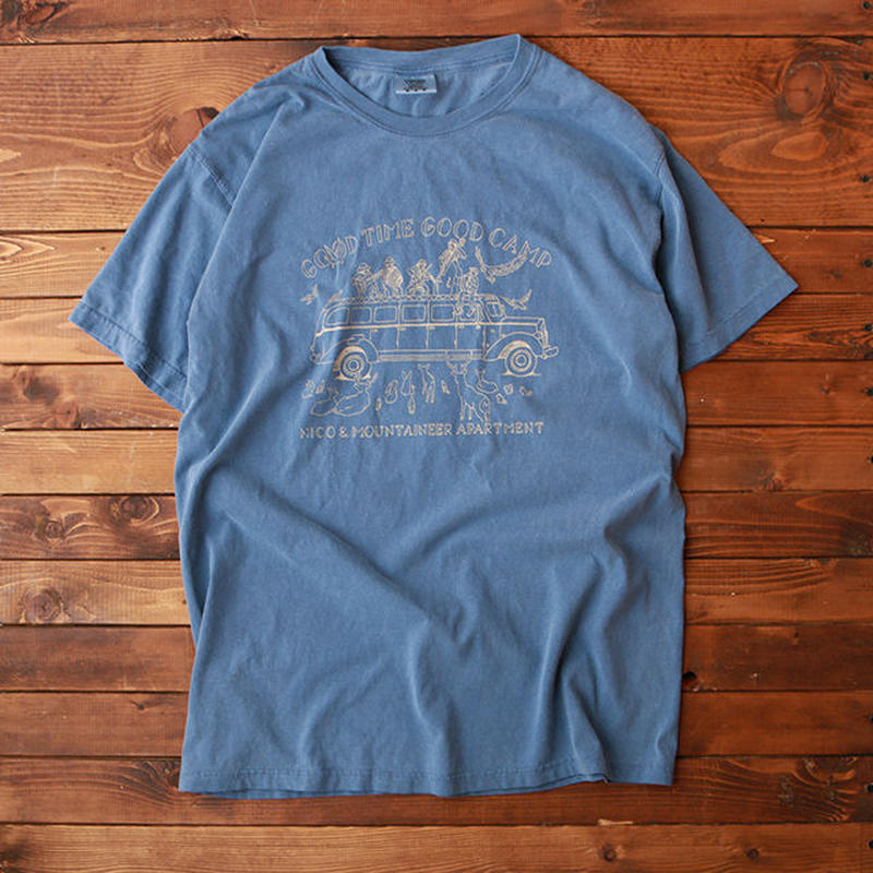 "ORIGINAL Tee ""good time good camp"""