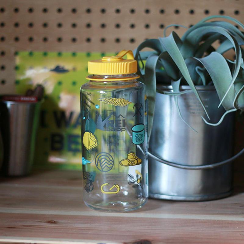 REI Nalgene 'camp'  Wide Water Bottle