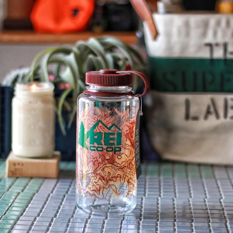 REI  Nalgene  Wide  Water Bottle 'GRAND CANYON National park'