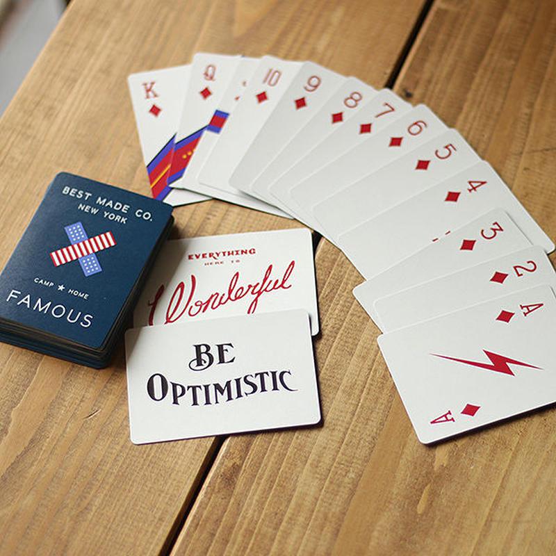 BEST MADE(ベストメイド)PLAYNG CARD