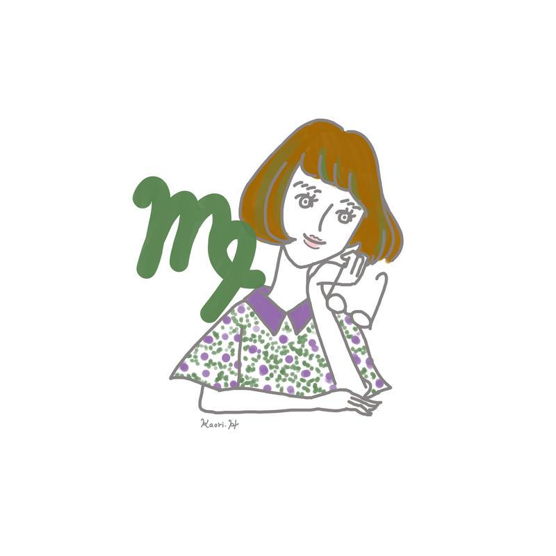 乙女座girl