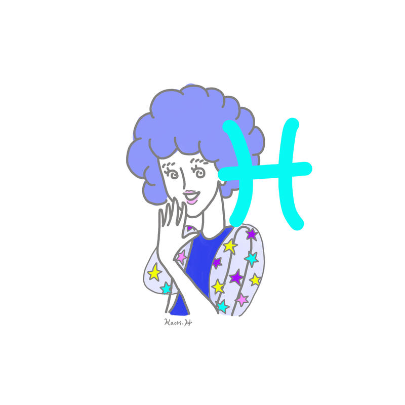 魚座girl
