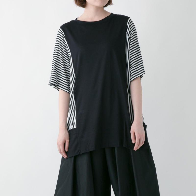 TTTシャツ (BLACK × BLACK , BLUE × NAVY , WHITE × GRAY)