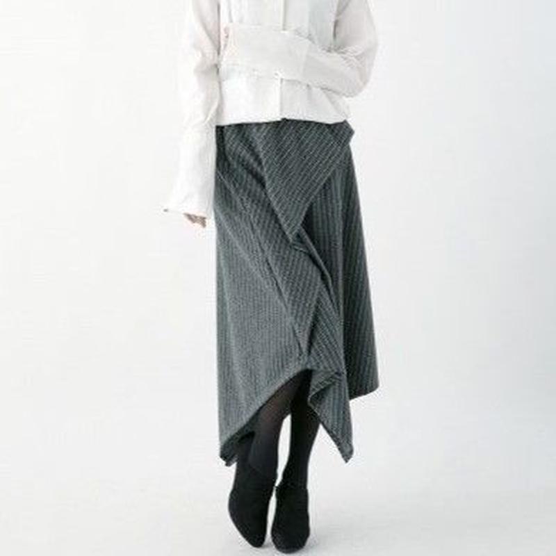 三途スカート (GRAY , BLACK)