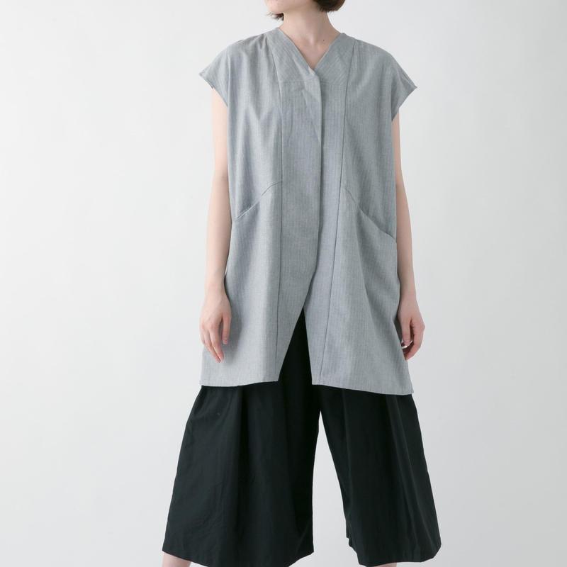 ミカドシャツ (GRAY , BLACK)