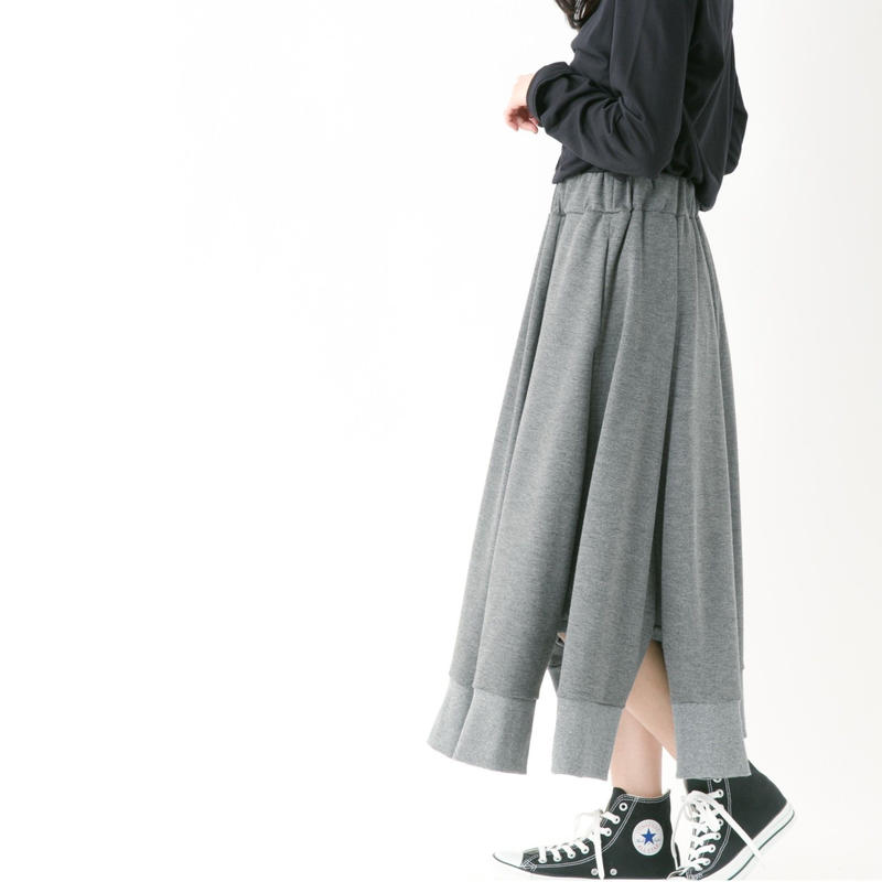 分身スカート (GRAY , BLACK)