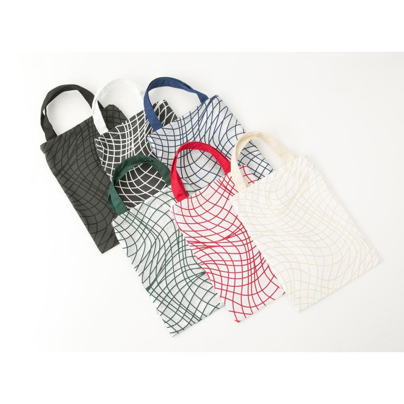 【19-20A/W 受注予約商品】 Distortion tote bag