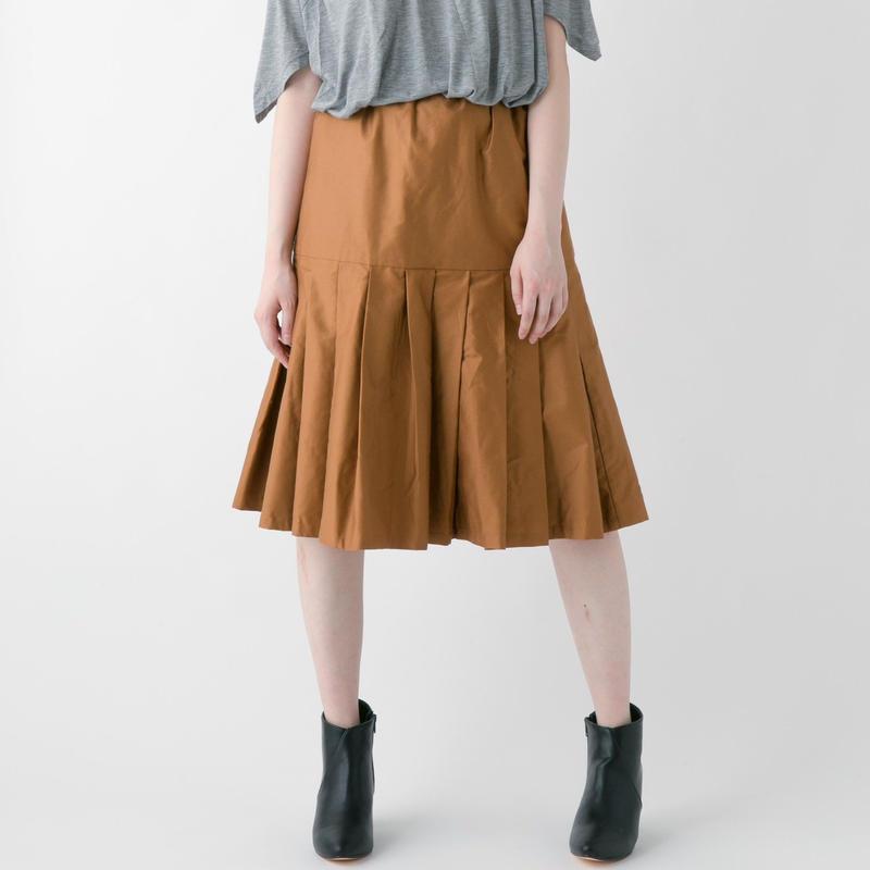 OCスカート (BROWN BEIGE , BLACK)