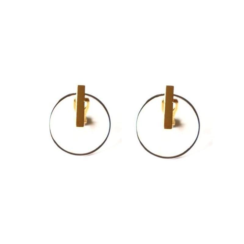 one circle bar pierce / earring WEB限定色