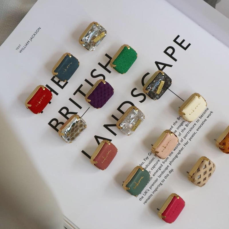 cubic earring