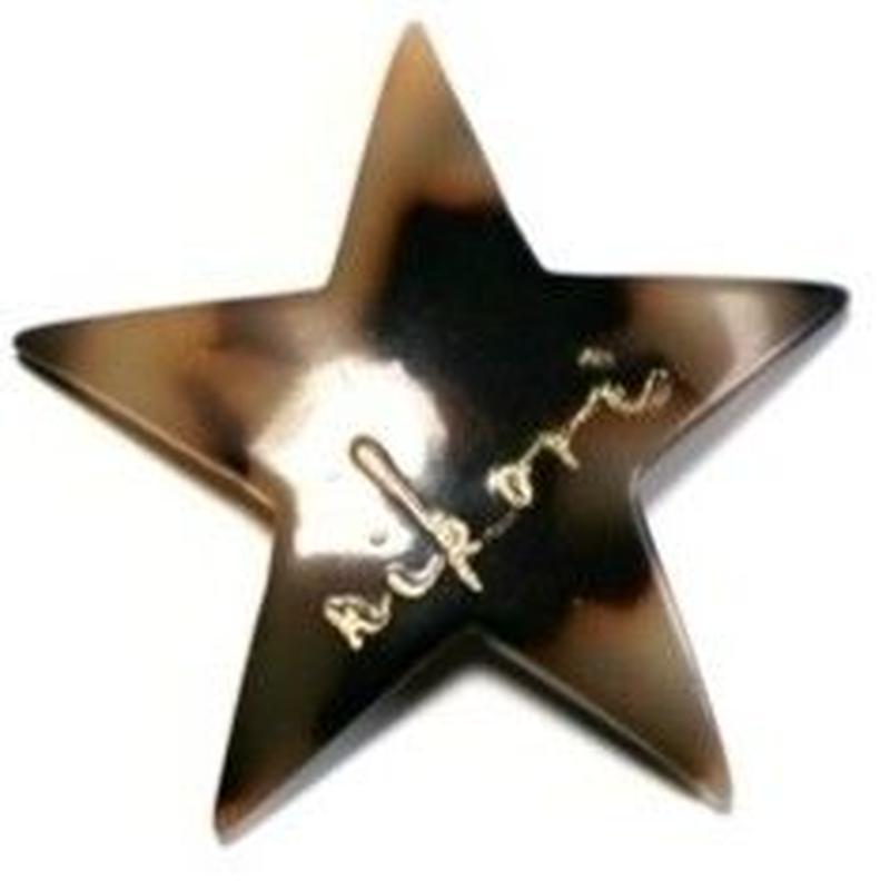 星 _ beige pierce / earring