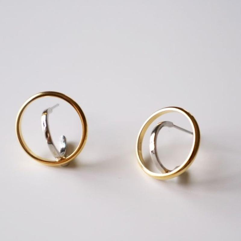 circle pierce/earring