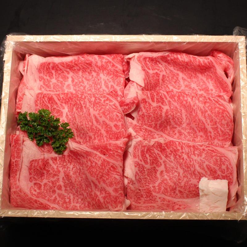 稲葉牛 すき焼き用ロース 700g