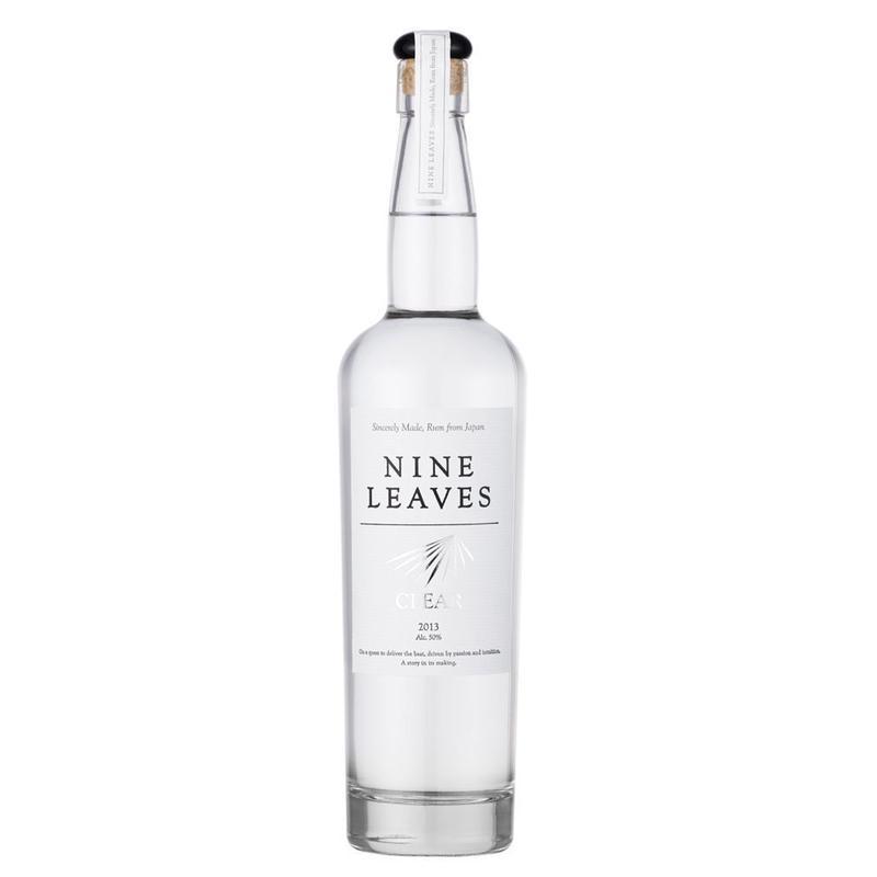 国産ラム酒 NINE LEAVES CLEAR (ナインリーヴズ クリア)ラム